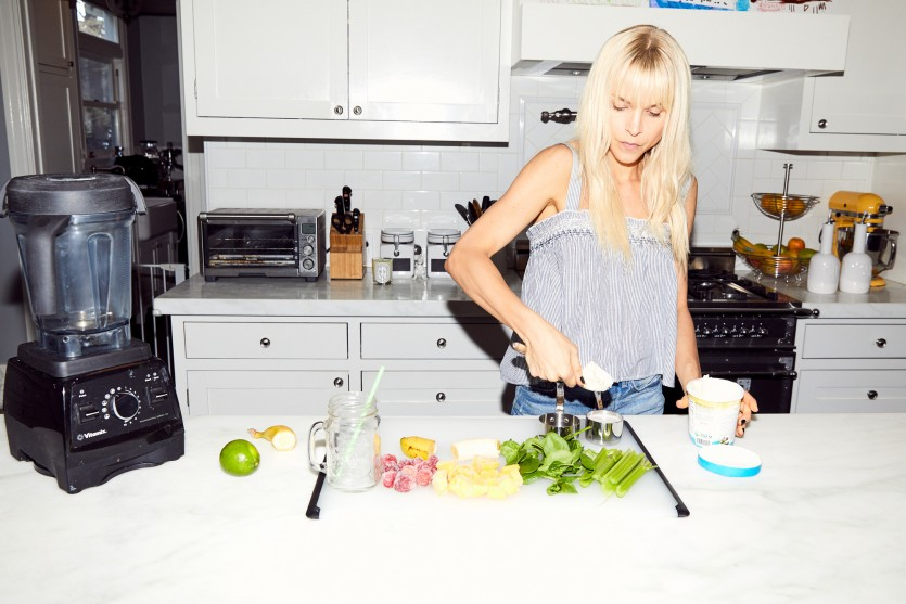 inside lauren kleban's kitchen