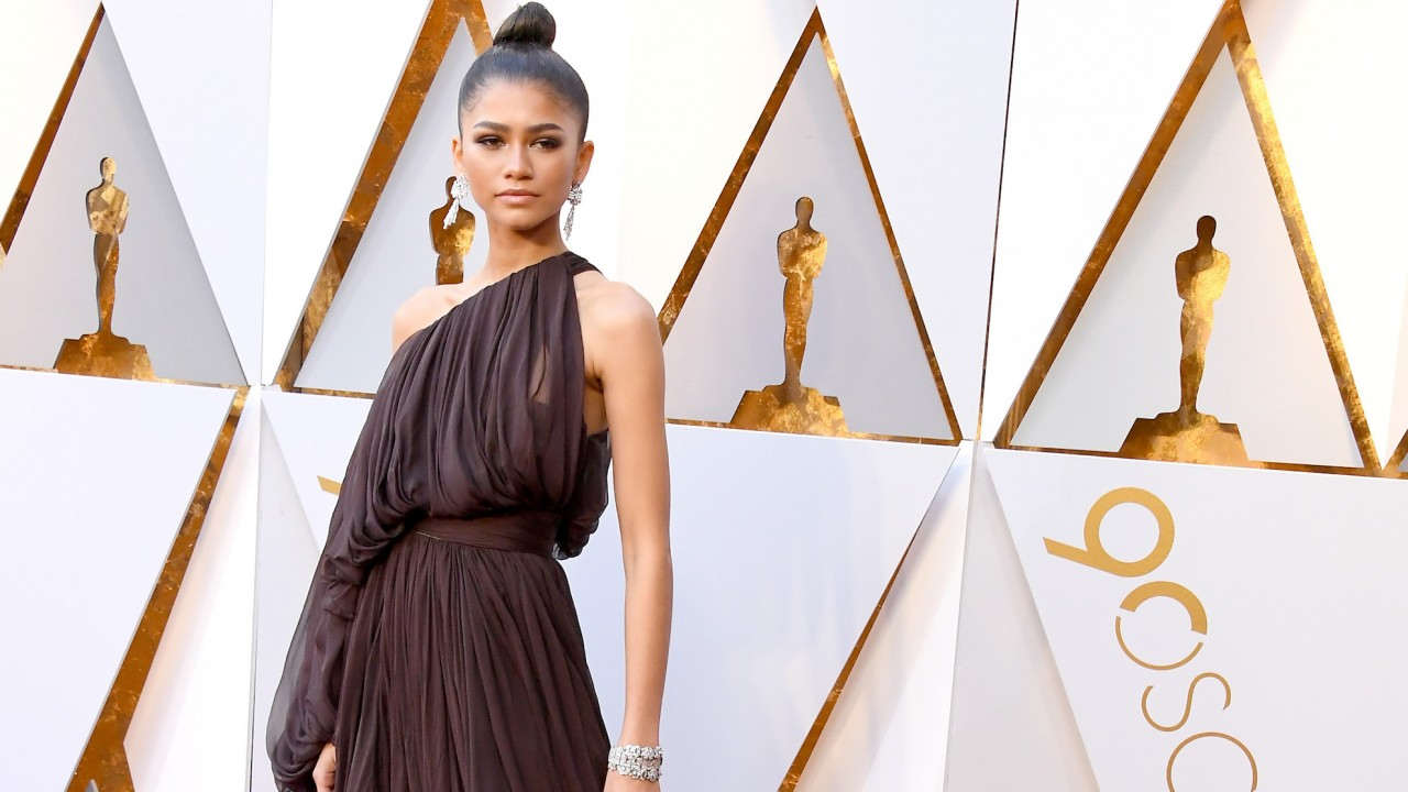 Zendaya's Oscars Makeup Is Inspiring Our Next Night Out