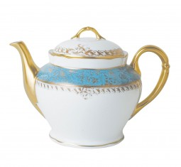 Eden Teapot, 12 Cups by Bernardaud