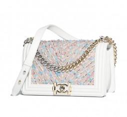 Boy Handbag by CHANEL