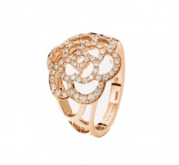 Camélia Ring by CHANEL