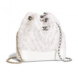 Gabrielle Small Backpack by CHANEL
