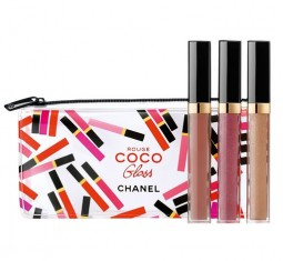 Rouge Coco Gloss Trio Set by CHANEL