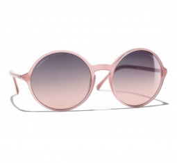 Round Spring Sunglasses by CHANEL