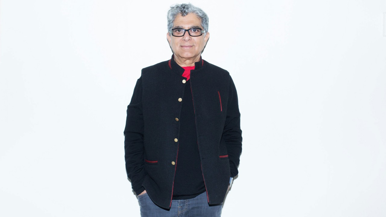 What Deepak Chopra Told Me about Stress, Anxiety, and Happiness