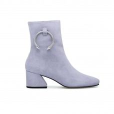 dorateymur lilac suede nizip ii 60 ankle boots
