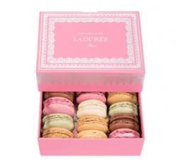 Pink Napoléon III Gift Box by Ladurée