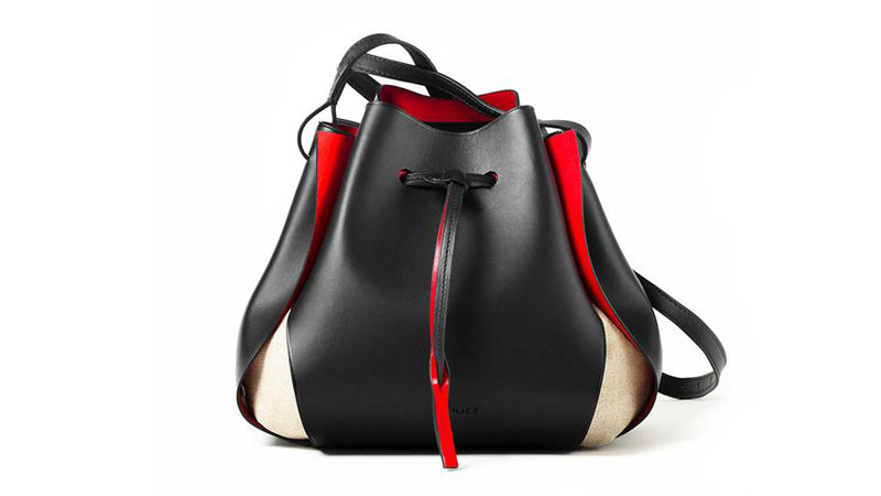 linjer the tulip bag