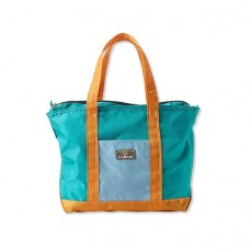 ll bean everyday tri color tote medium
