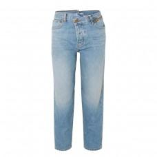 monse dad deconstructed zip embellished slim boyfriend jeans
