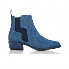 pierre hardy gipsy denim chelsea boots