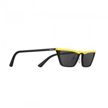 prada ultravox eyewear in yellow