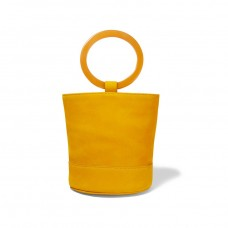 simon miller bonsai bucket bag marigold