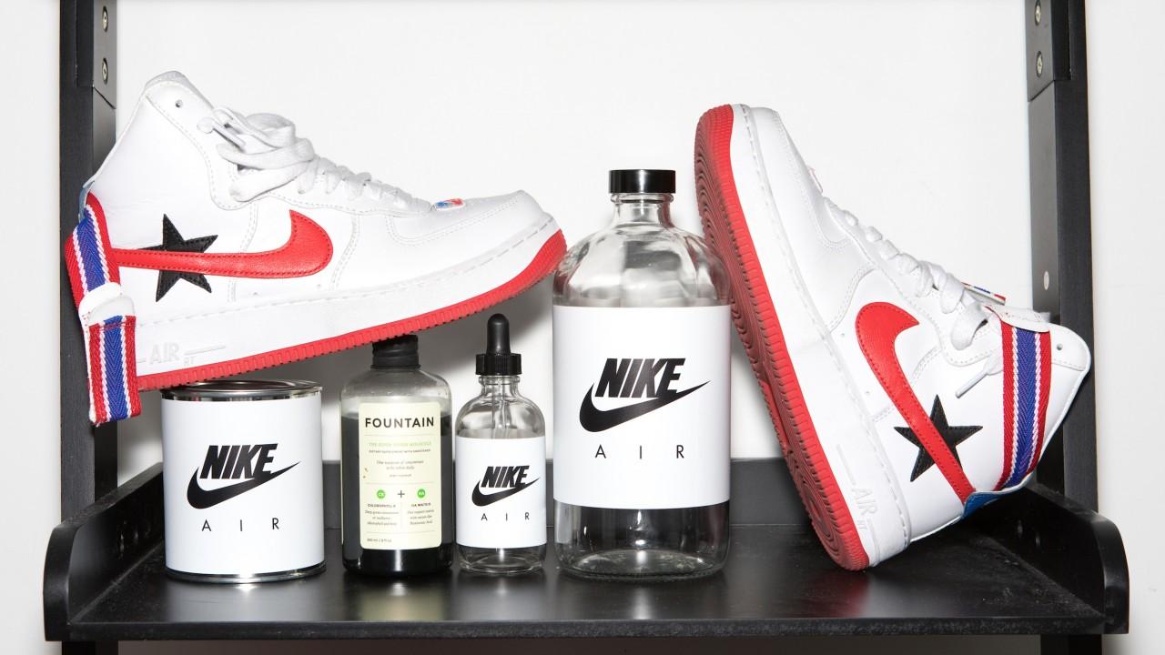 2018 sneaker trends