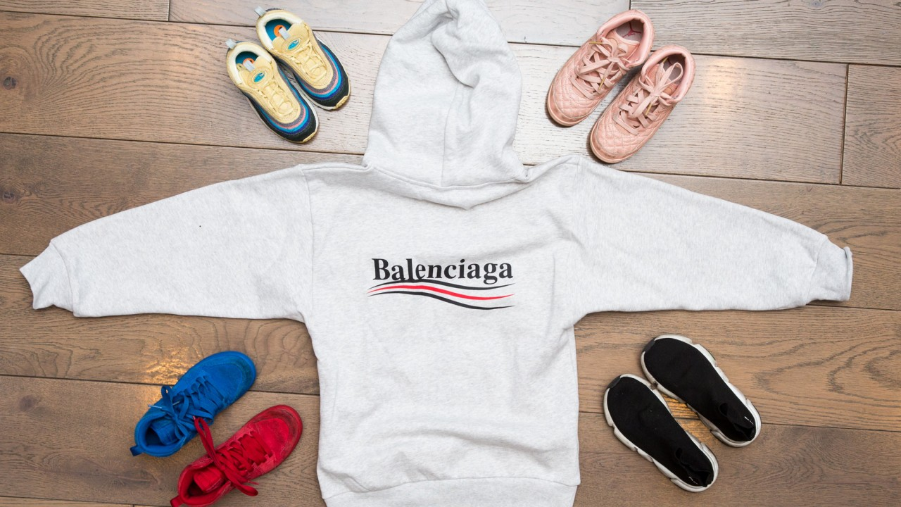 Inside a Hype Family's Closet with a 6-Year-Old Who Owns More Balenciaga Than You