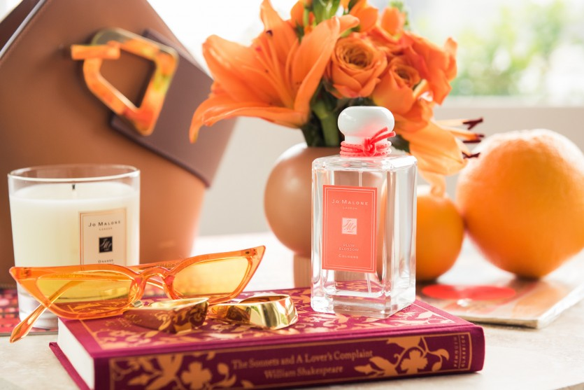 jo malone blossom fragrance collection