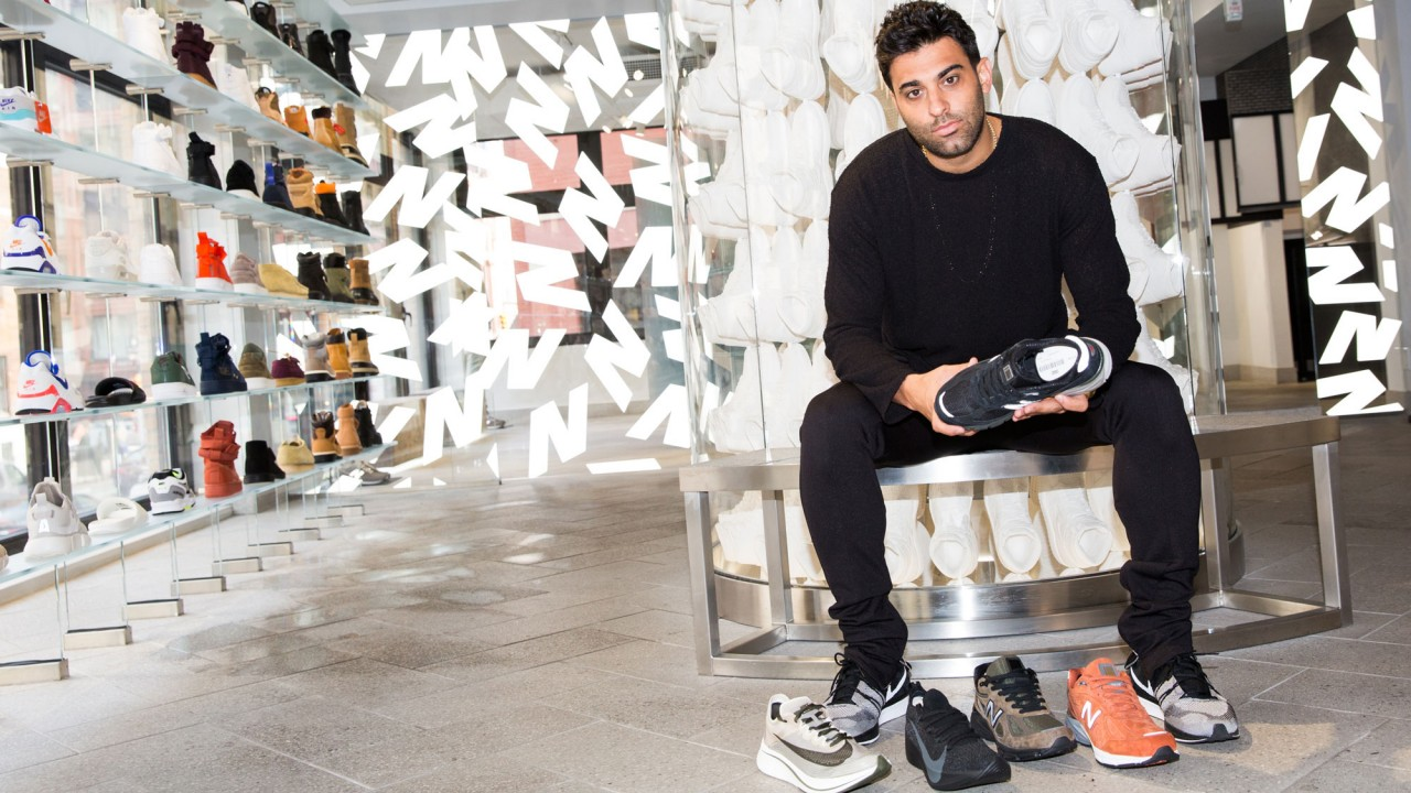 Joe La Puma on Retroed Sneakers, the One That Got Away, & Using Coveteur as a Cheat Code