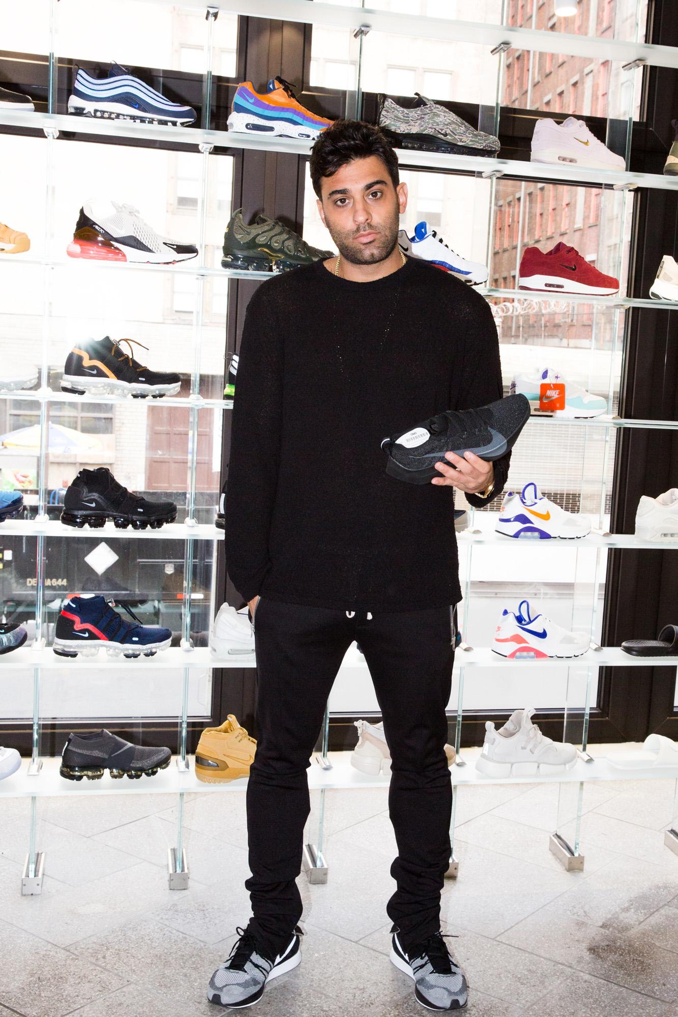 joe la puma sneakers