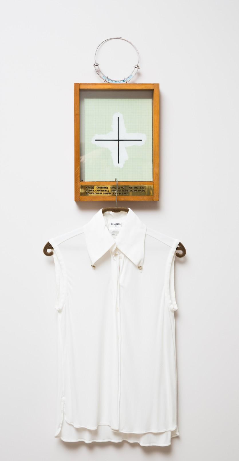 inside Johanna Birman's closet