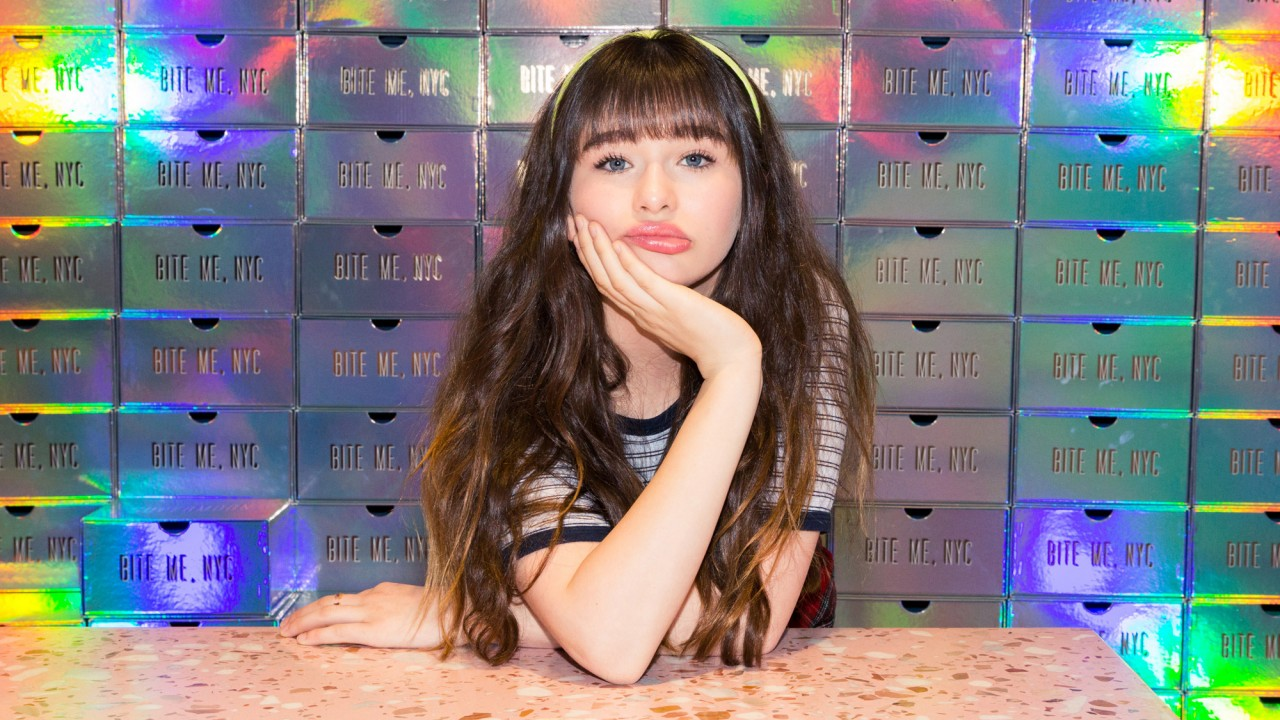 A Series of Unfortunate Events' Malina Weissman Is 15—and Dresses Better Than You