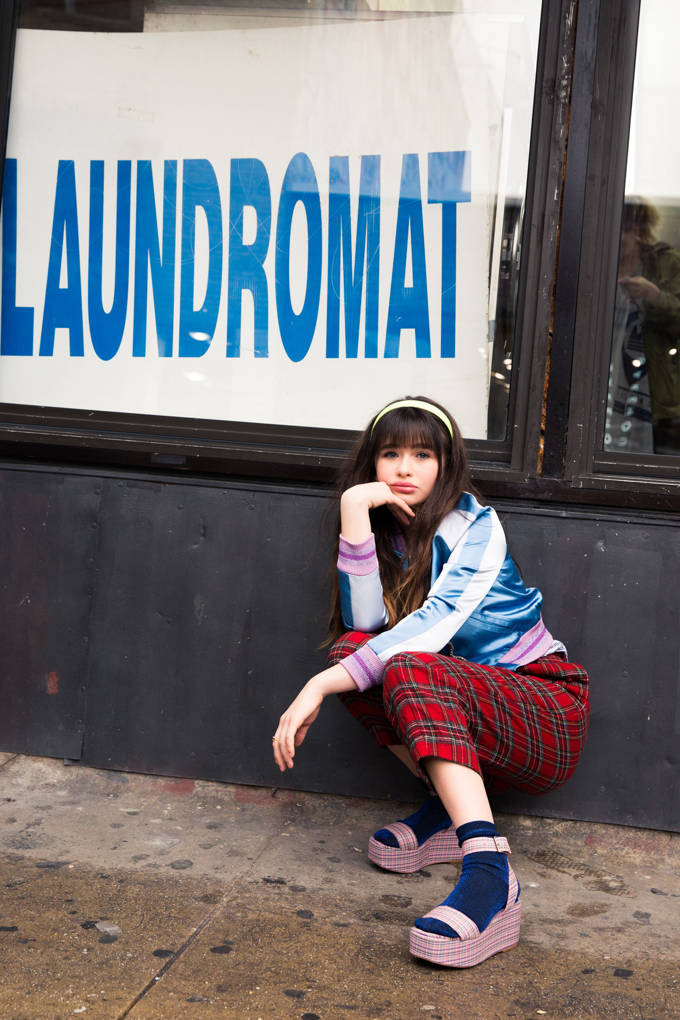 A Series Of Unfortunate Events Malina Weissman On Acting