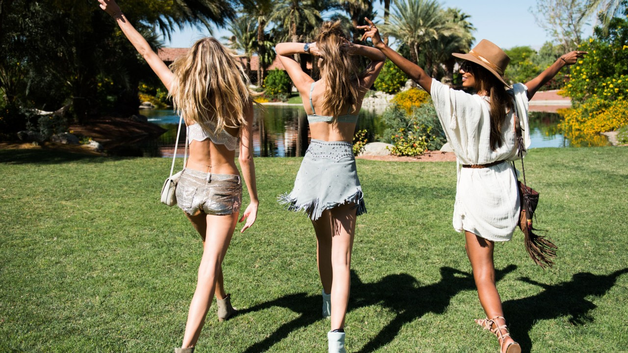 5 Mistakes Victoria's Secret Angels Don't Want You to Make at Coachella