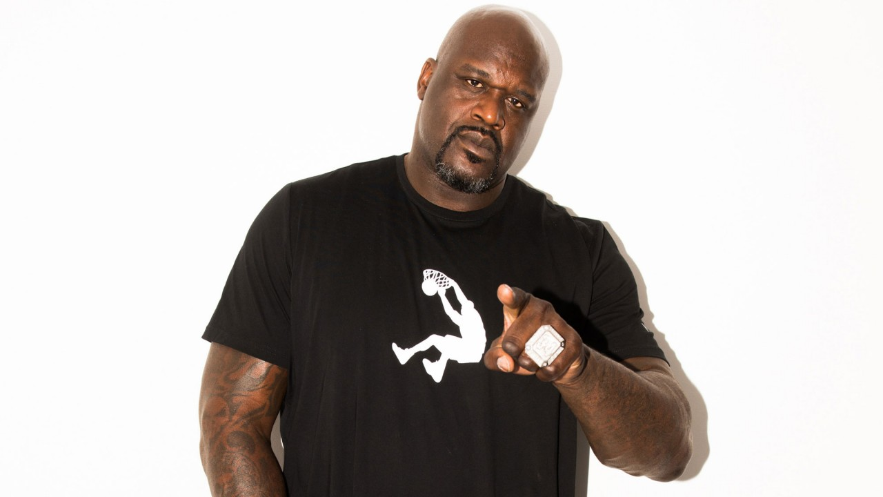 Shaq Checks TMZ Before Getting Out of Bed Every Morning