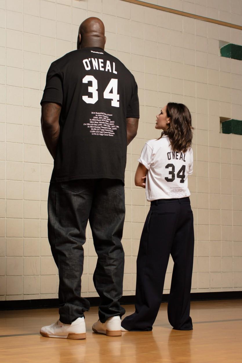 Victoria Beckham and Shaq