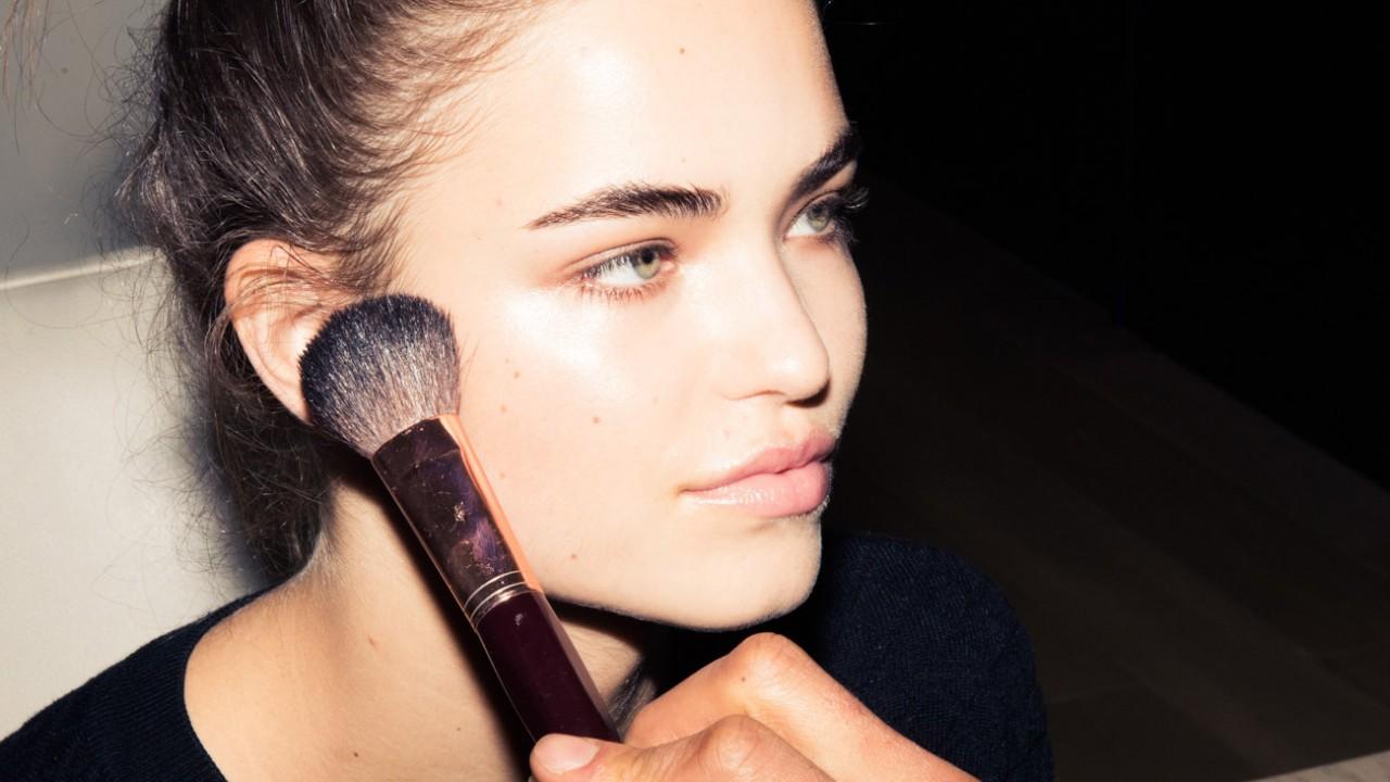 makeup tricks for glowing skin