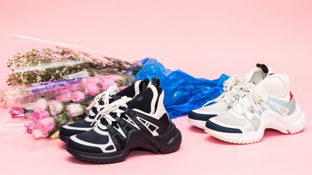 5 Dad Sneakers Every Fashion Girl Owns