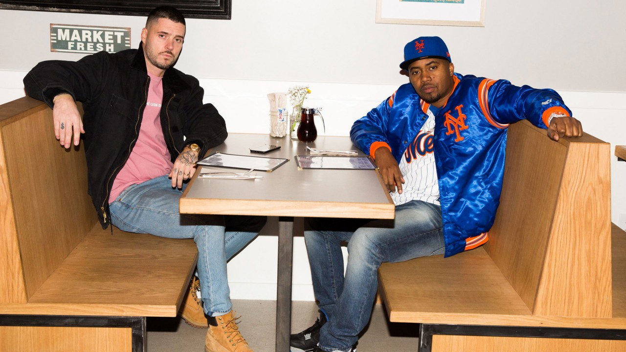 We Talked Waffles & Instagram with Nas & John Seymour at the New Sweet Chick