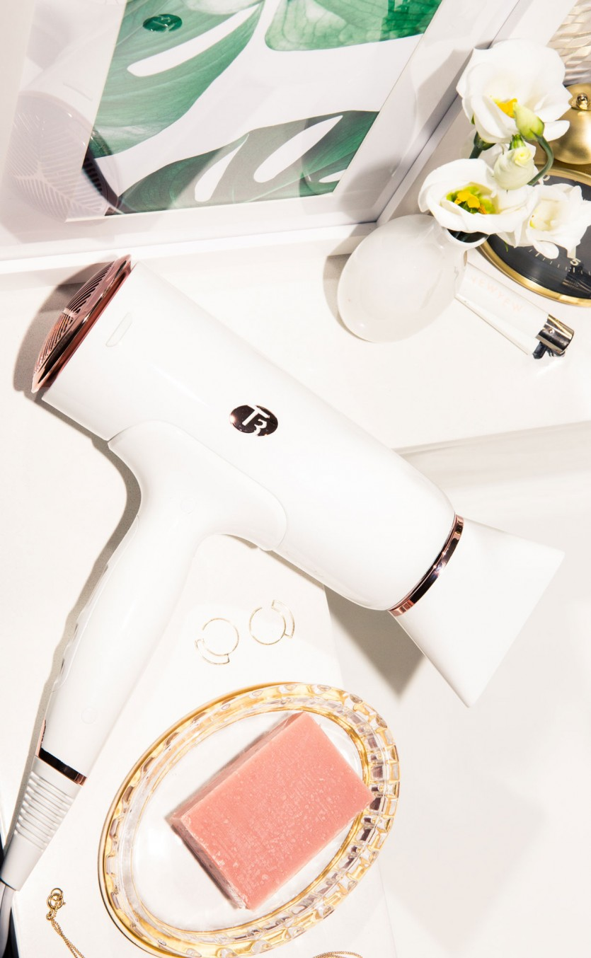 t3 cura and t3 cura luxe hair dryers
