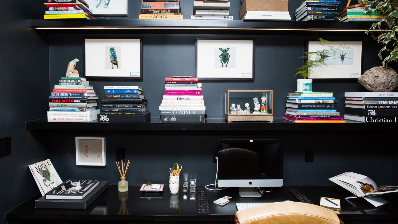 Celebrity Stylist Tommy Buckett Just Convinced Us to Paint our Bedrooms Black