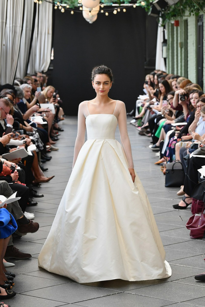 Wedding Dress Trends from Bridal Fashion Week 2018 - Coveteur
