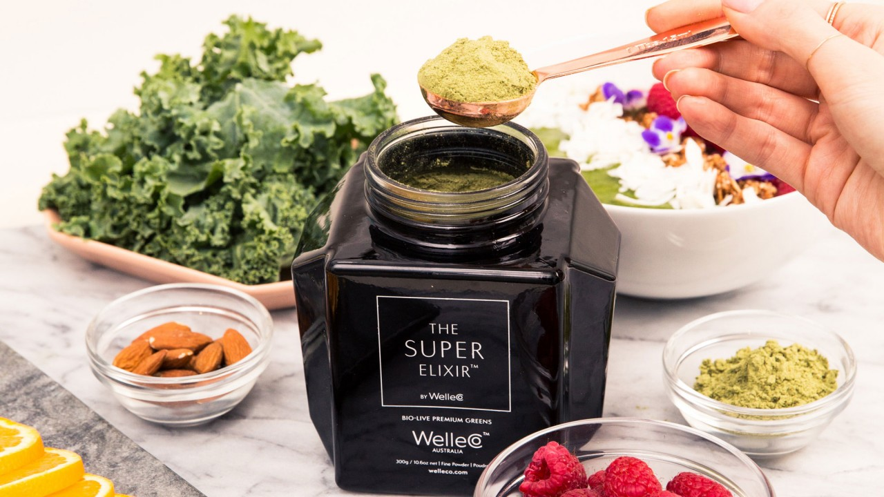 welleco super elixir greens editor review