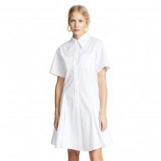 acne studios merald dress