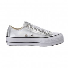converse all star canvas lift sneaker
