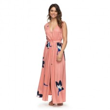 roxy apache nature maxi dress