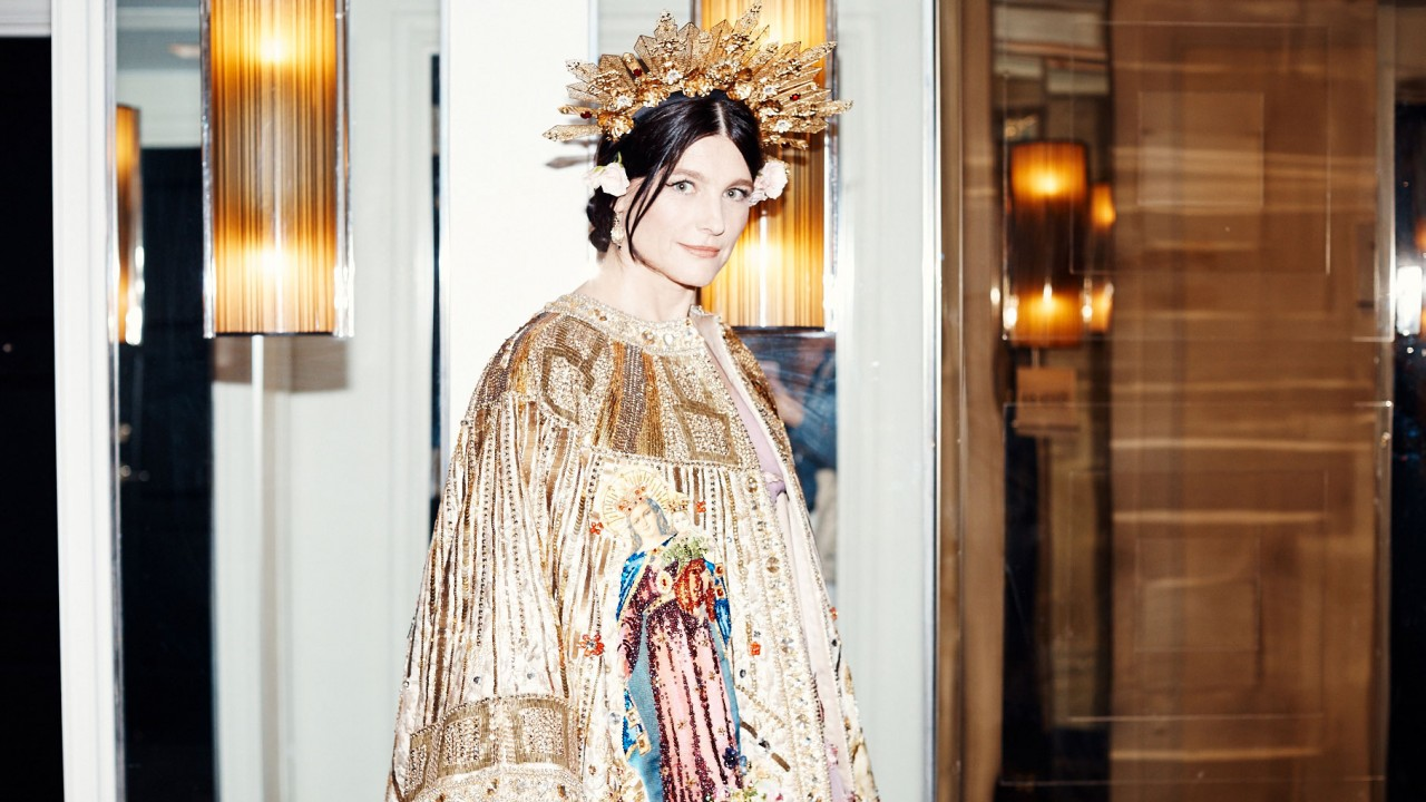 Designer Tabitha Simmons Pre-Games for the Met Gala with Spaghetti and a Facial