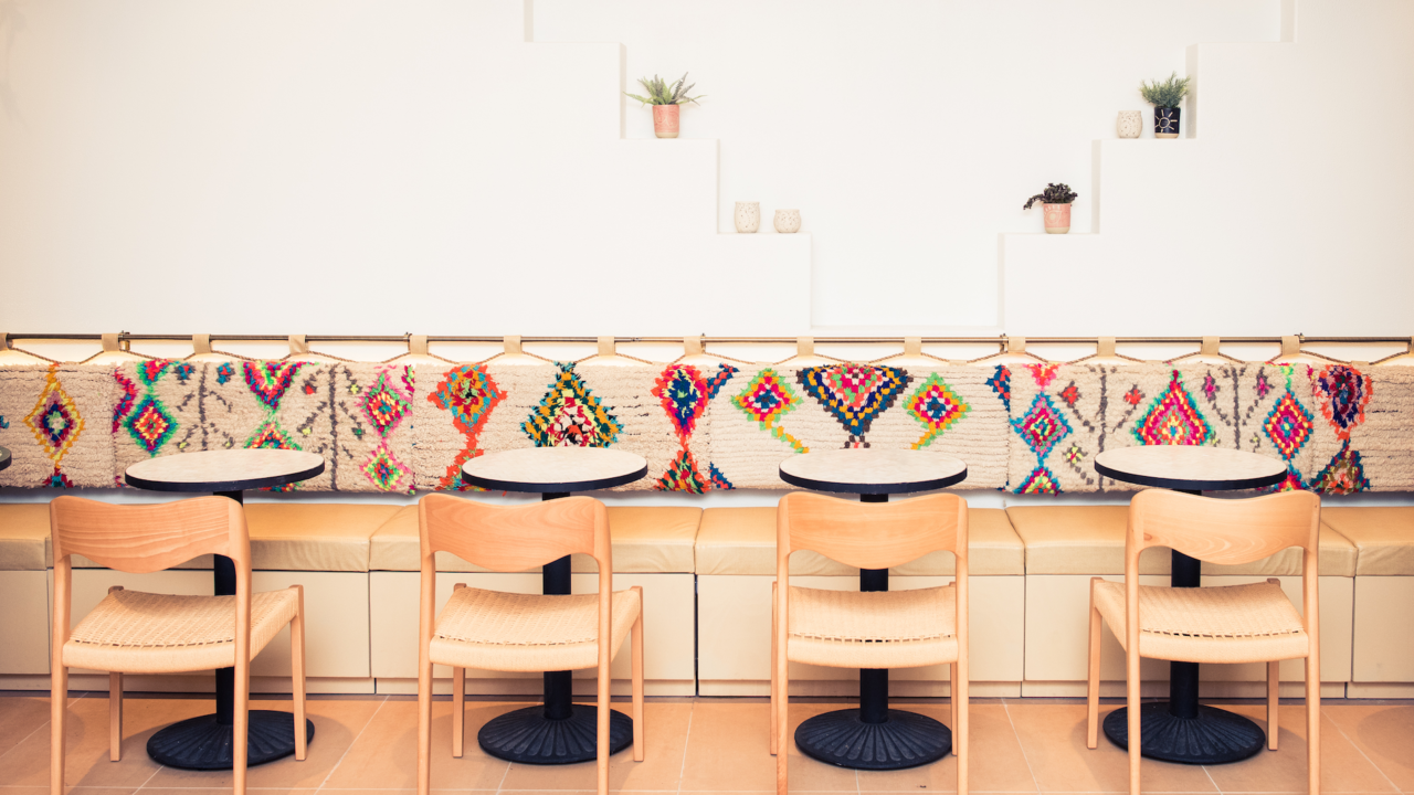 Brainchild of Eden Eats & By Chloe Founder, Dez, Is NYC's Newest Middle Eastern Spot