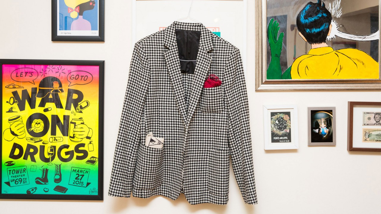 GQ's Style Guy Let Us Inside His Gucci-Filled Closet