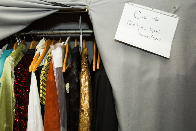 inside the metropolitan opera costume closet and wig shop