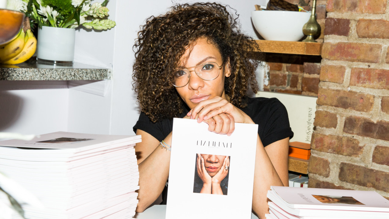 Qimmah Saafir was Tired of Black Women Being Overlooked by Magazines, so She Launched Her Own
