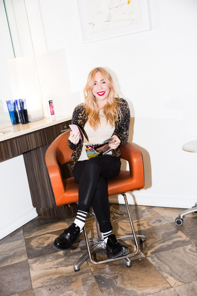 hair colorist stephanie brown