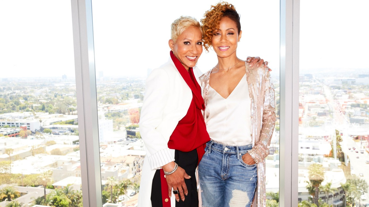 Jada Pinkett Smith on Parenting, Rebellion, & Learning from Willow and Her Mom