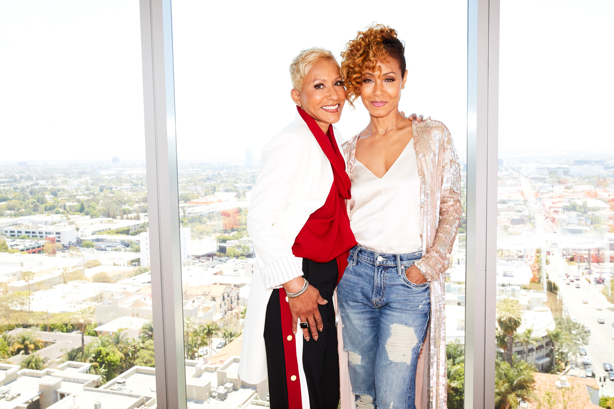 Jada Pinkett Smith on Parenting, Mother's Day Gifts, and ...