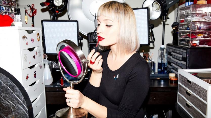 Inside Makeup Artist Vlada Haggerty's Beauty Closet