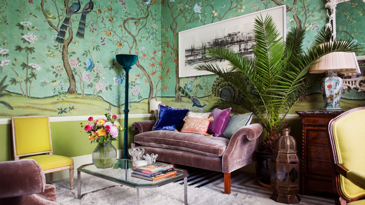 Inside The De Gournay Sisters S London Apartment Coveteur