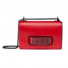 dior small leather j'adior flap bag