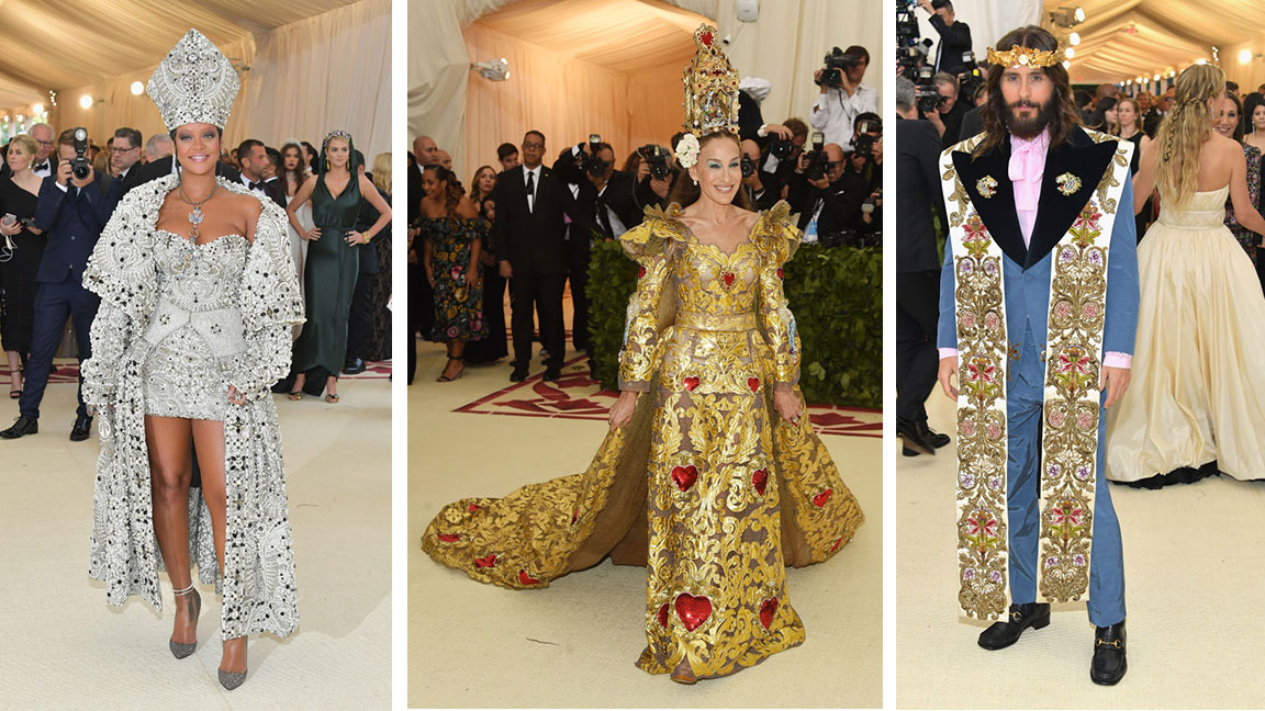 All the Best Looks from the 2018 Met Gala
